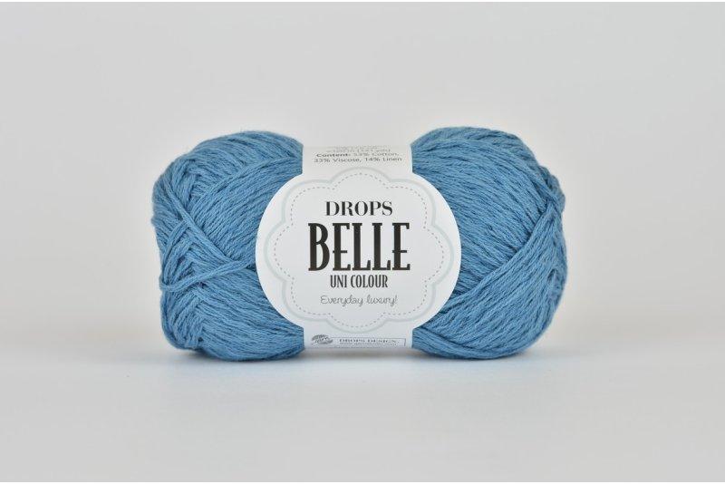 DROPS Belle - 13 ciemny dżins