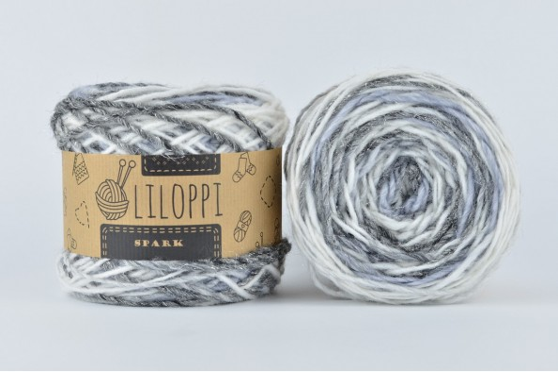 Liloppi Spark -  Srebrzysty Poranek 46470