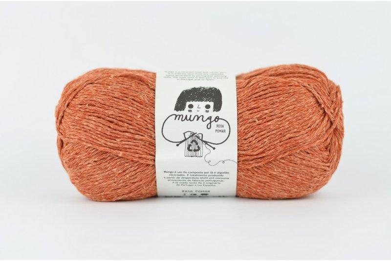 Rosa Pomar MUNGO - marchewkowa 12