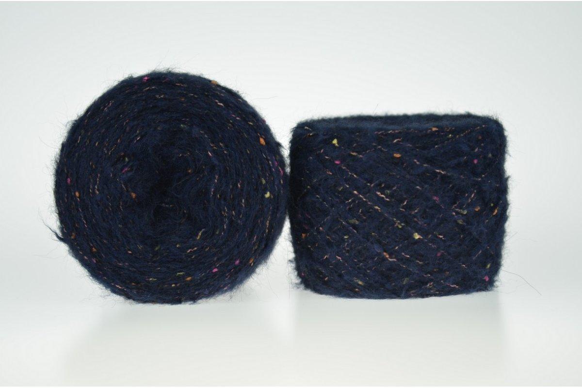 Liloppi Furry - 7333 granatowy