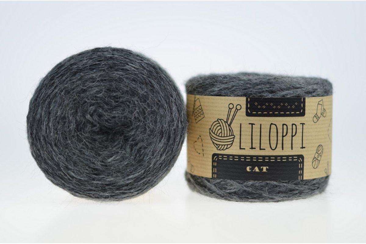 Liloppi  Cat - 45823 ciemny szary
