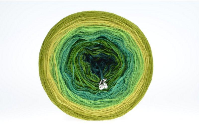 Liloppi Swing - 3 nitki - GREENER&GREENER  (339)