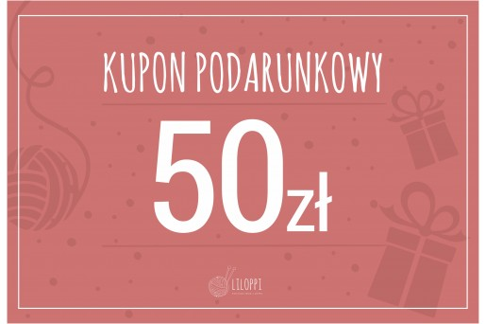 Kupon 50 zł