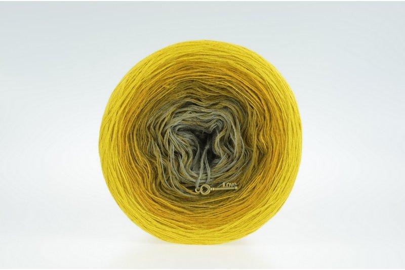 Liloppi Swing - 3 nitki - LEMON TREE  (344)