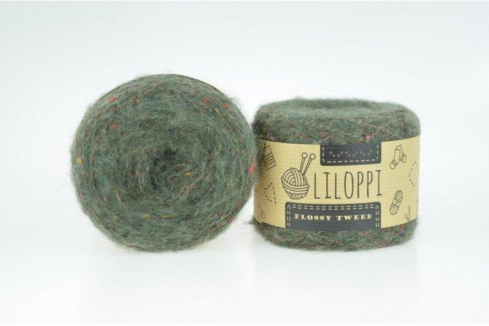 Liloppi Flossy Tweed - 77326 khaki