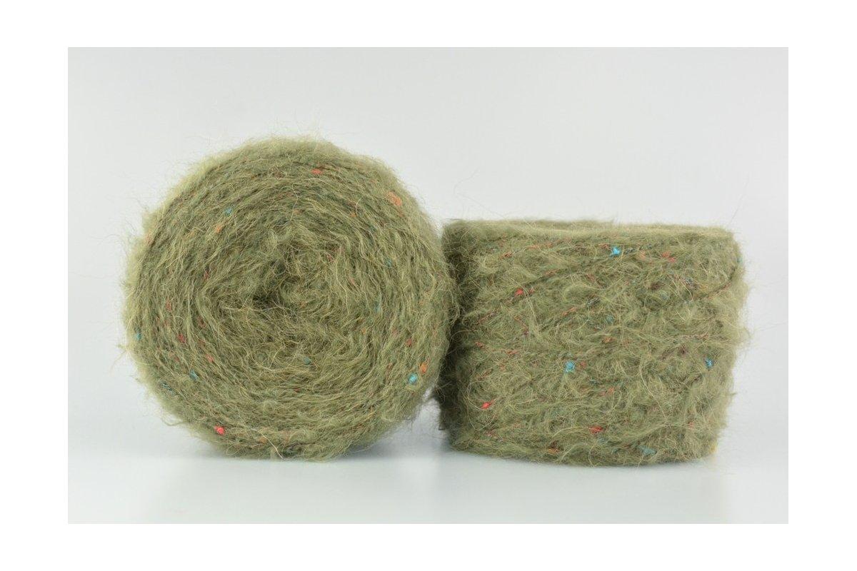 Liloppi Furry - 7329 wojskowa zieleń