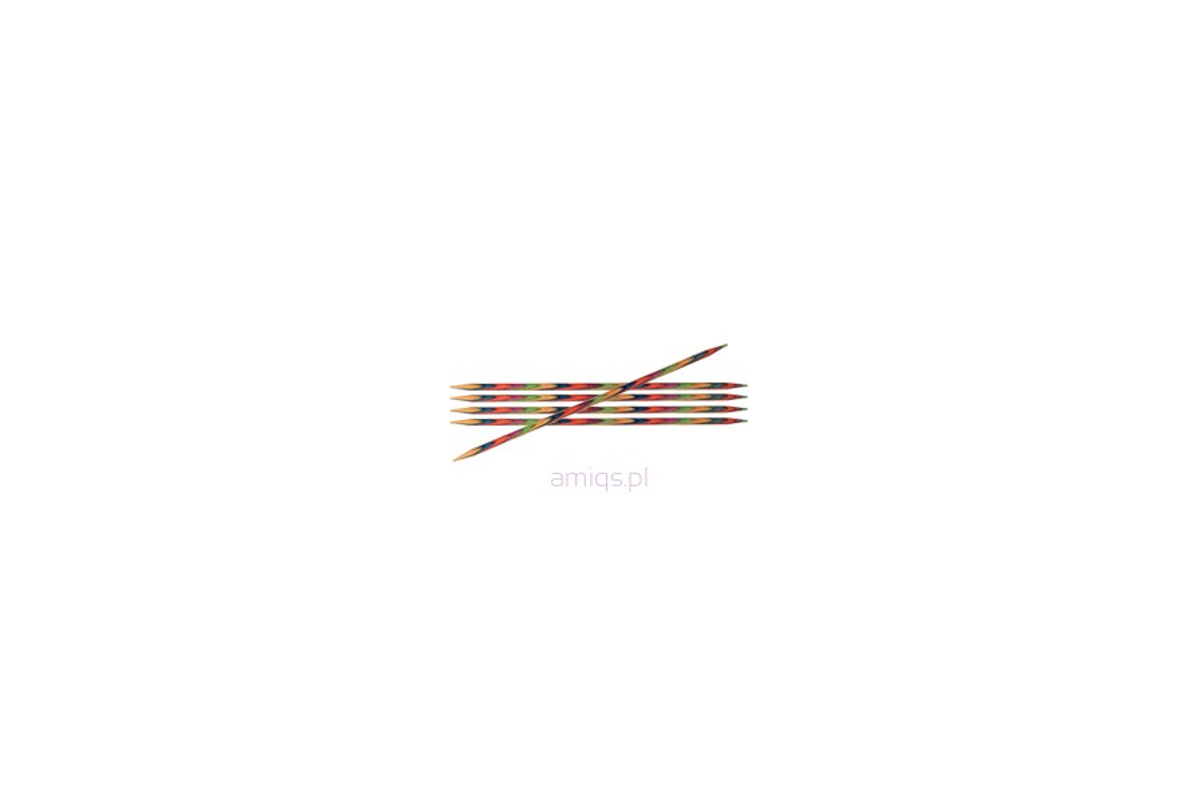 Druty skarpetkowe Symfonie Wood 20cm- 4,50 mm