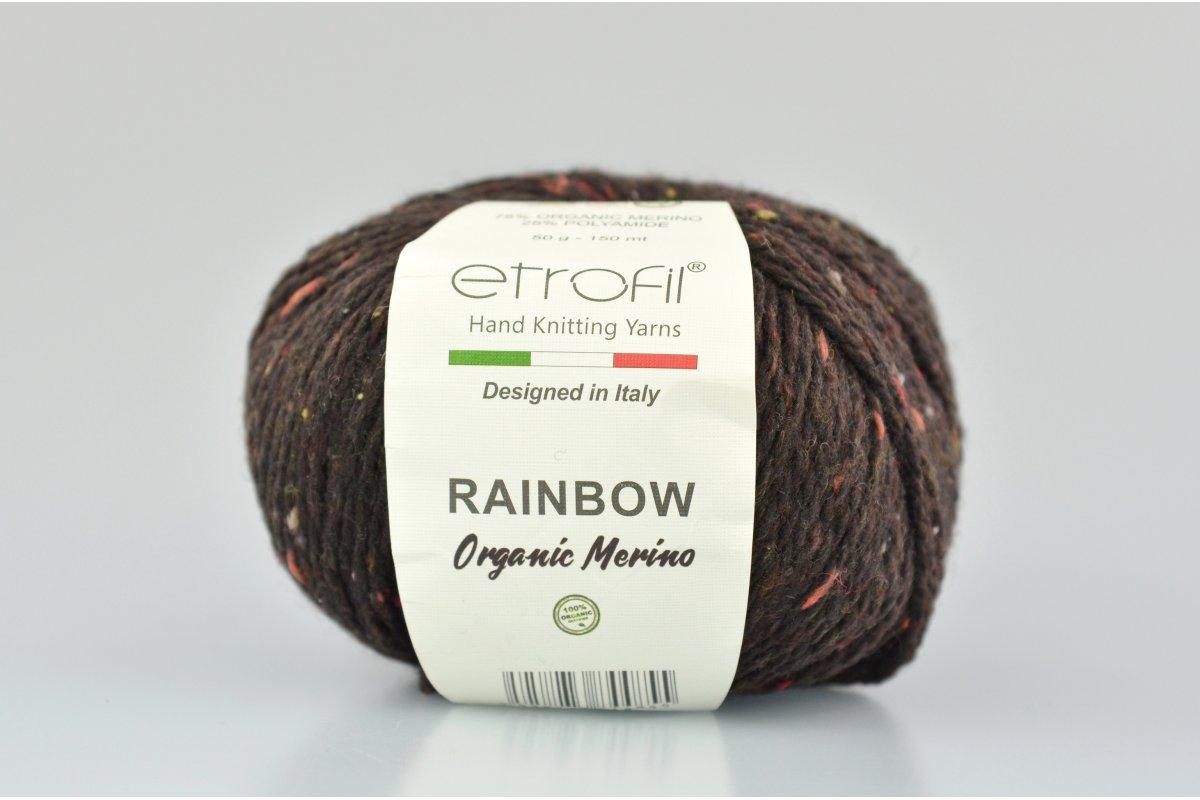 Rainbow organic merino RN164
