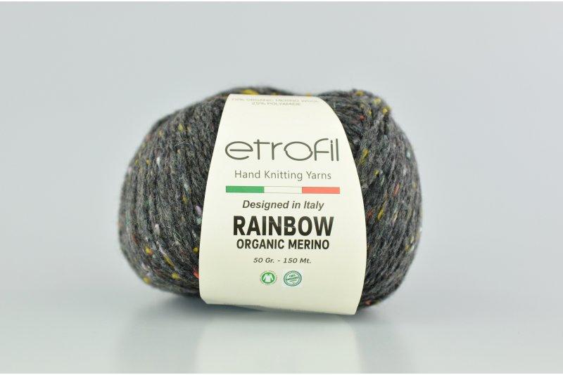 Rainbow organic merino RN167