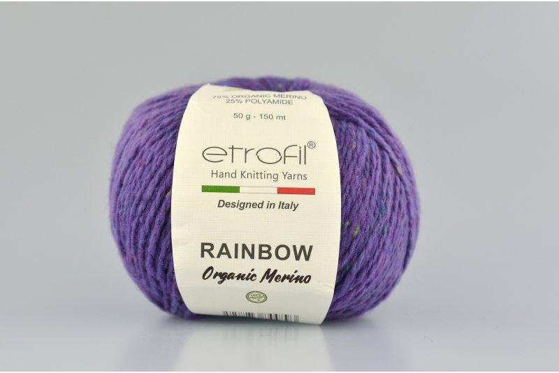 Rainbow organic merino RN170