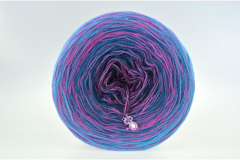 Liloppi Swing Melange - 4 nitki - M014