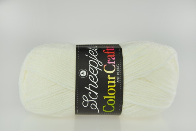 Scheepjes Colour Crafter- 1001 Weert