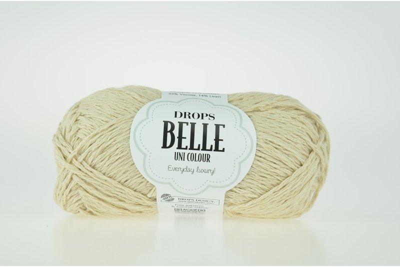 DROPS Belle - 03 jasny beż