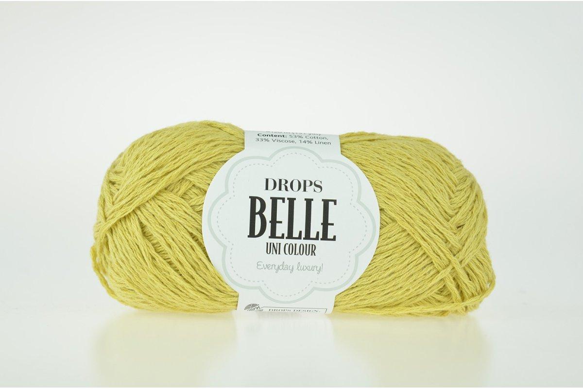 DROPS Belle - 04 narcyz