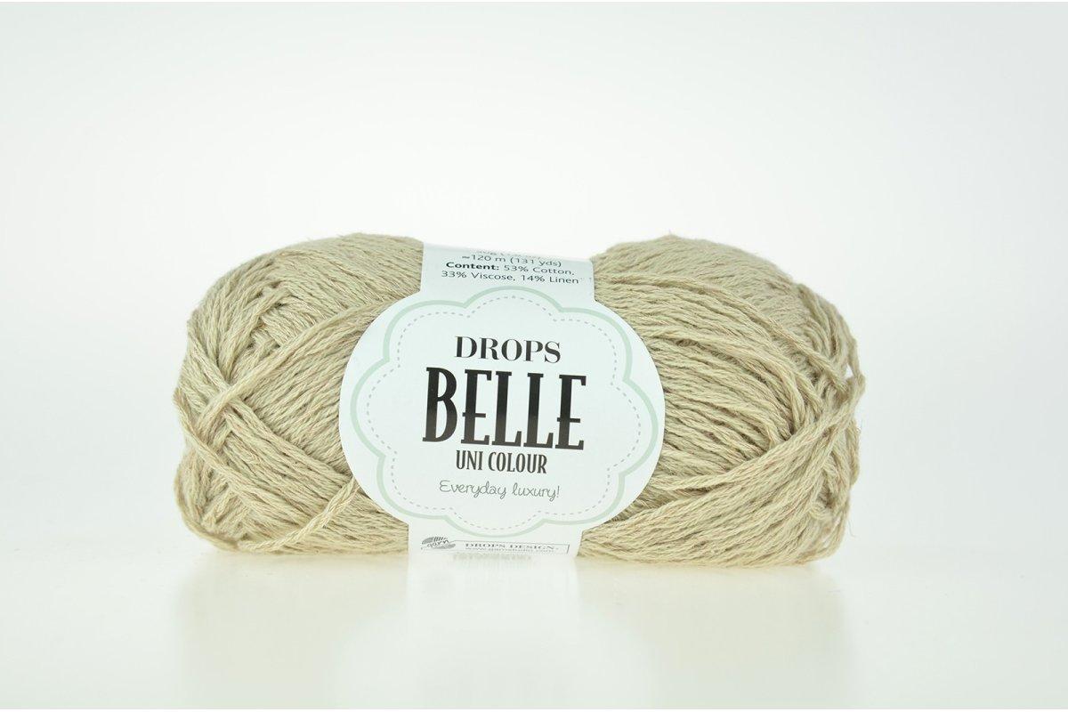 DROPS Belle - 24 piaskowy