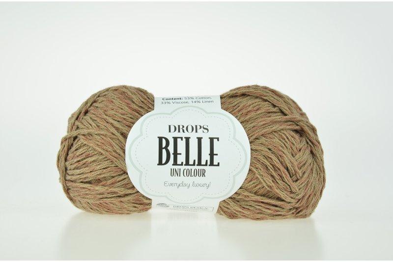 DROPS Belle - 25 leśny brąz