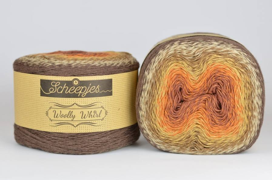 Wooly Whirl - 471 Chocolate Vermicelli 1000m