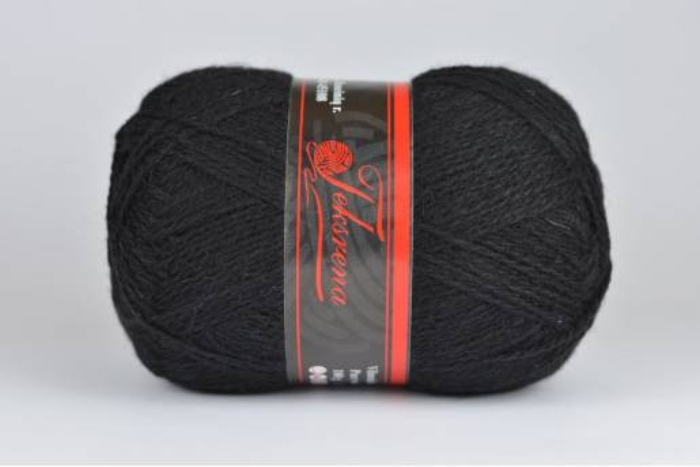 Teksrena - 210 czarna