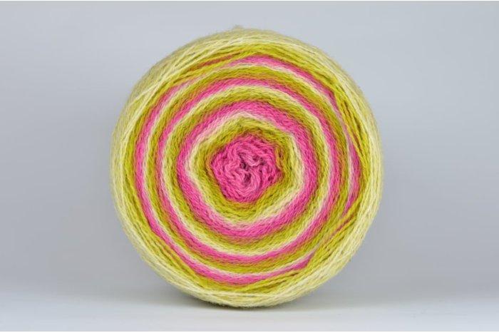 Liloppi Lovis -  01 - malinowo-limonkowe smoothie - 348g