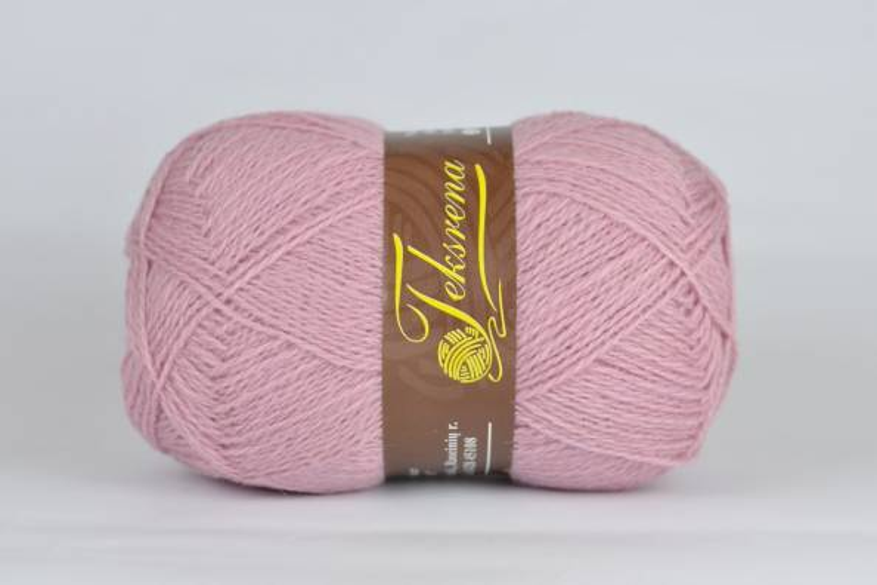 Teksrena - 508 jasna różowa
