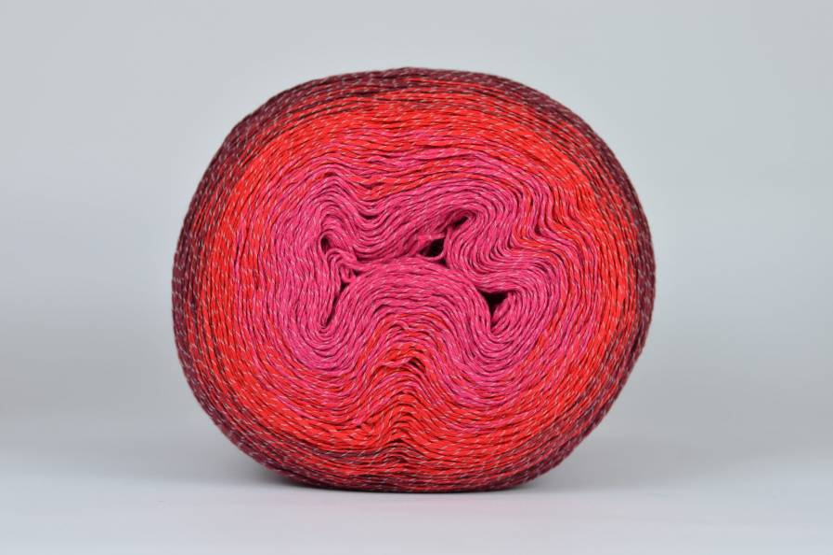 Liloppi Souffle - 377 czerwone owoce
