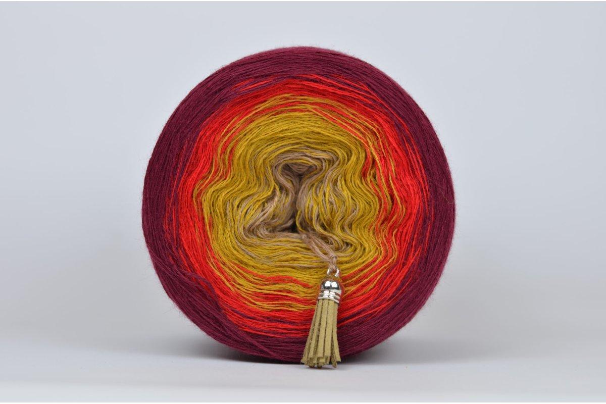 Liloppi Swing - 3 nitki - AUTUMN PARK (202)