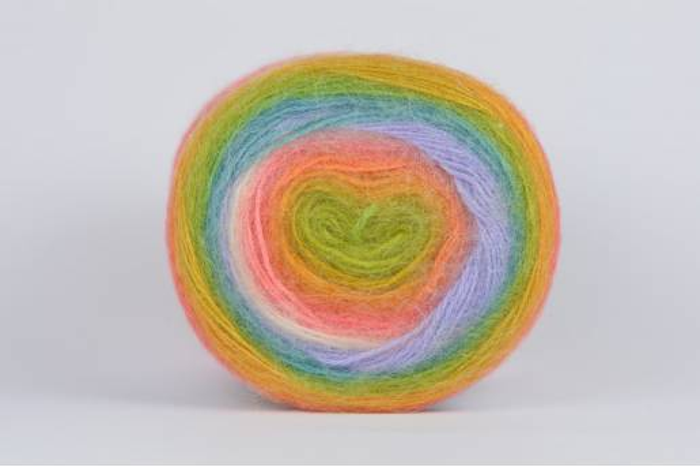 Nako Angora Luks Color - 81910