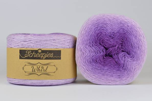 Whirl Ombre - 558 Shrinking Violet - 1000m