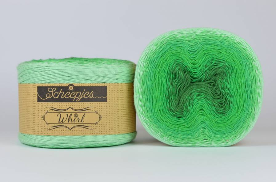 Whirl Ombre - 565 Murderous Mint - 1000m