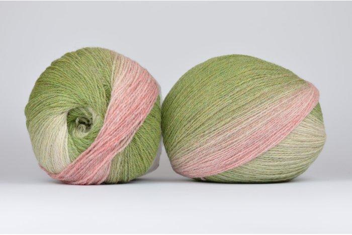 Wool Jazz Artistic - 003 pastelowa