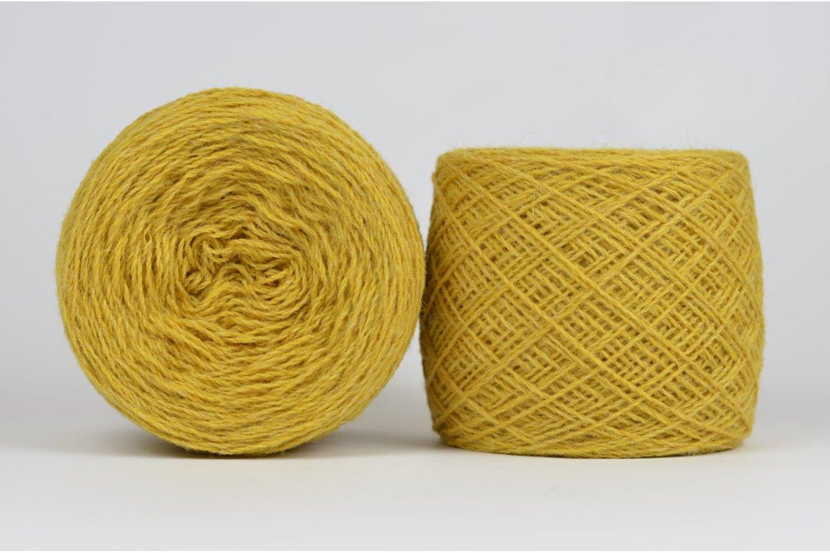 Liloppi Shetland - Mustard