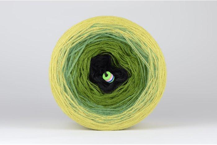 Liloppi Swing - 3 nitki - DEEP FOREST (253)