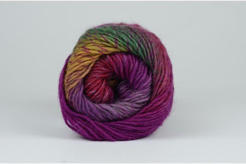 DROPS Delight - 11 liliowy/zielony