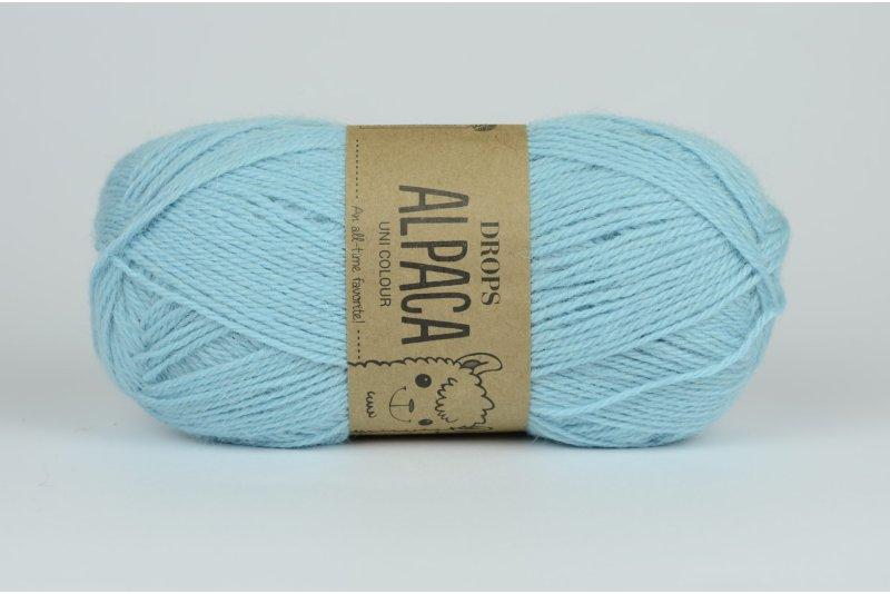 DROPS Alpaca - 2917 turkusowy