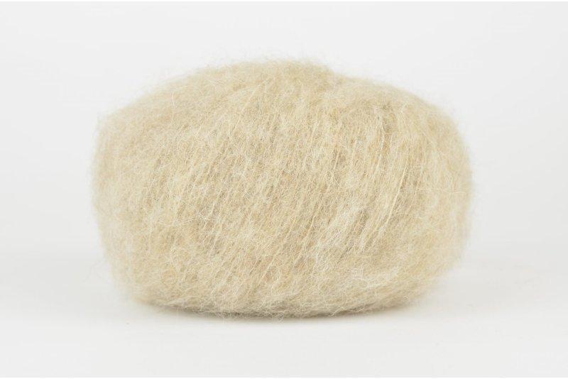 DROPS Brushed Alpaca Silk - 04 jasny beż