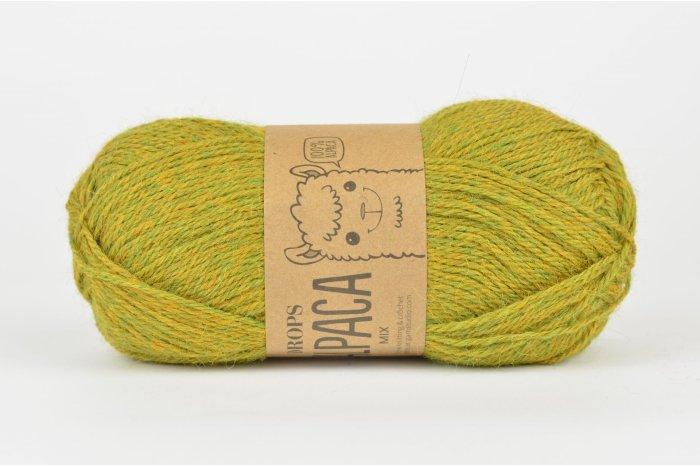 DROPS Alpaca - 7233 oliwka