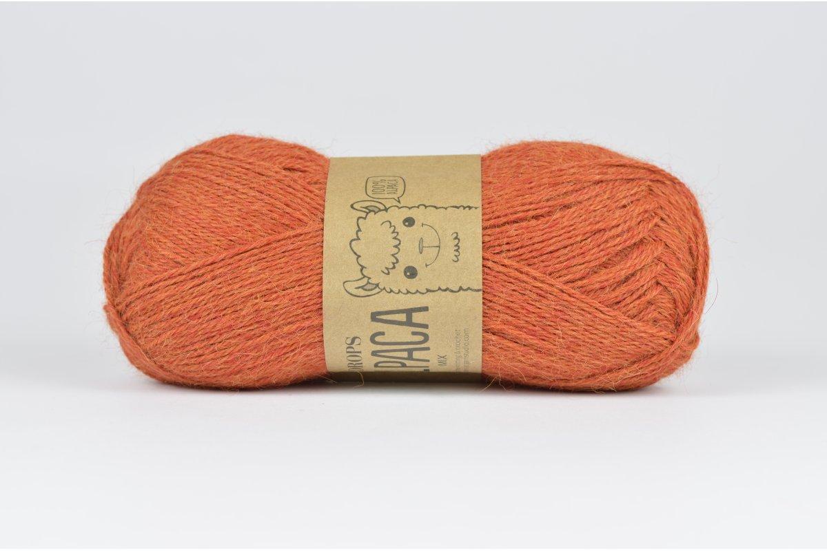 DROPS Alpaca - 2925 rdza