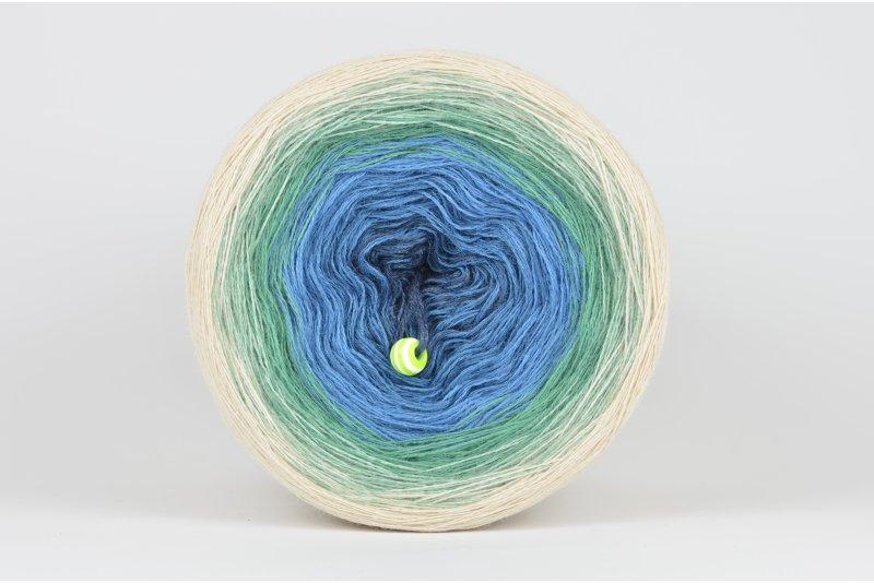 Liloppi Swing - 3 nitki - WATERFALL (188)