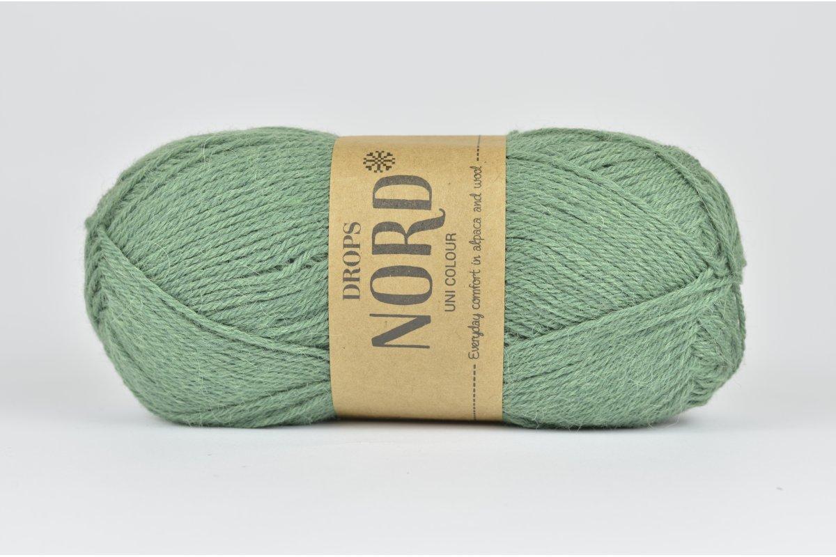 DROPS Nord - 19 zielony leśny