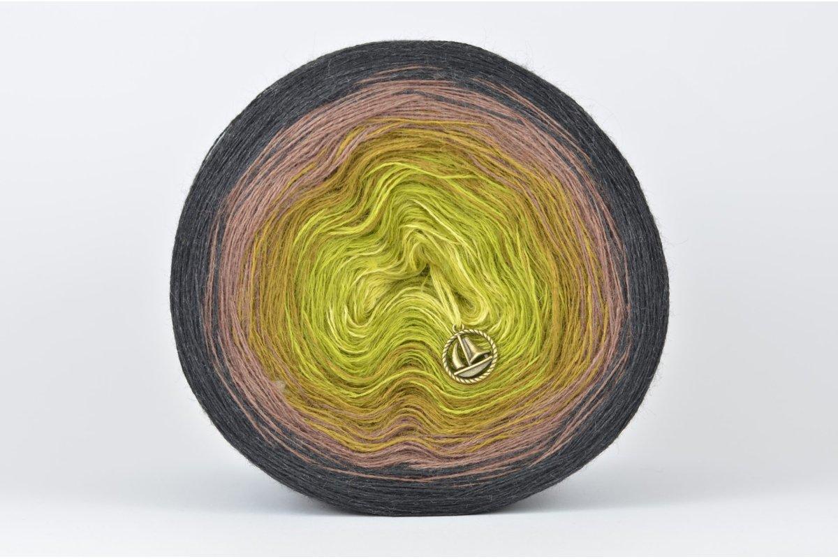 Liloppi Swing - 3 nitki - OLIVE GROVE (241)