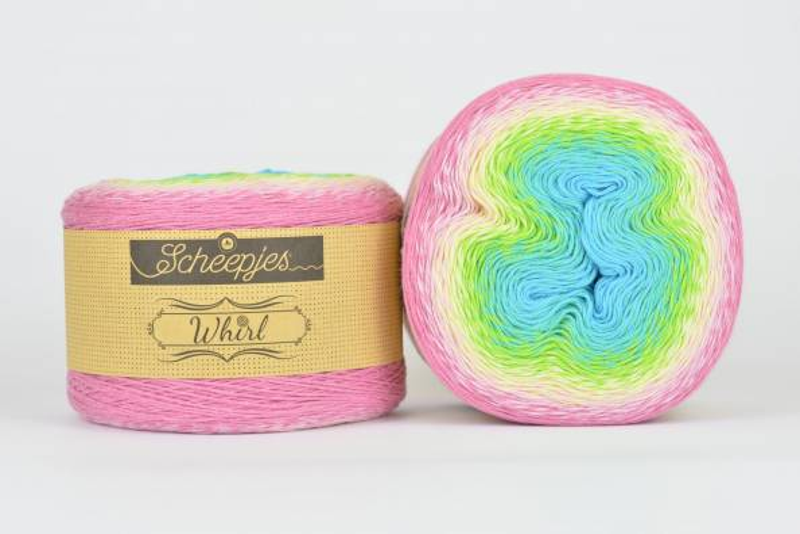 Whirl - 768 Sherbert Rainbow - 1000m