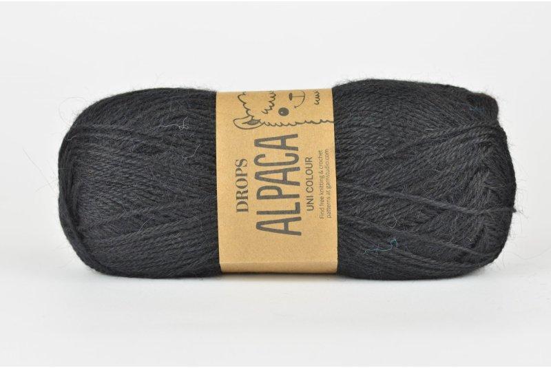 DROPS Alpaca - 8903 czarny