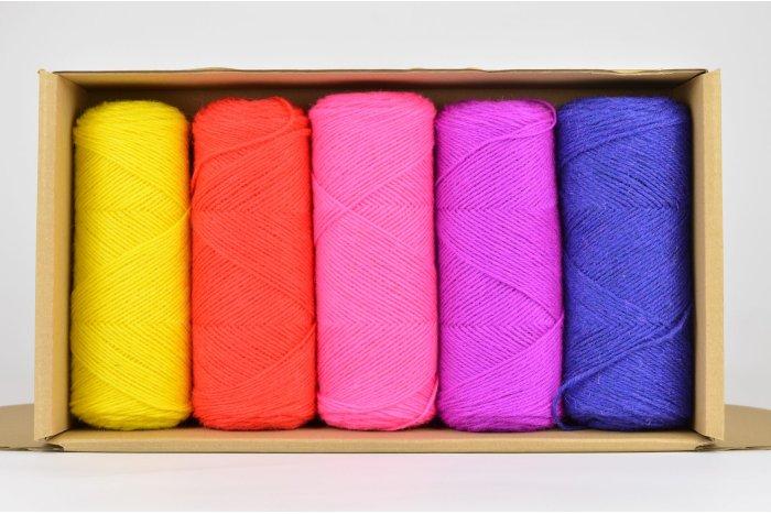 Teksrena Color Box  - 24 Ametrine