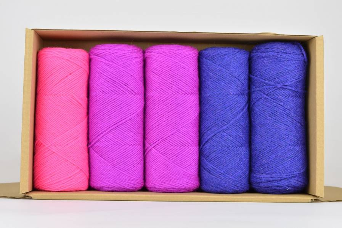 Teksrena Colour Box  - 23 Amethyst