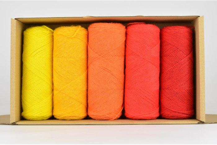 Teksrena Color Box  - 9 Tropical