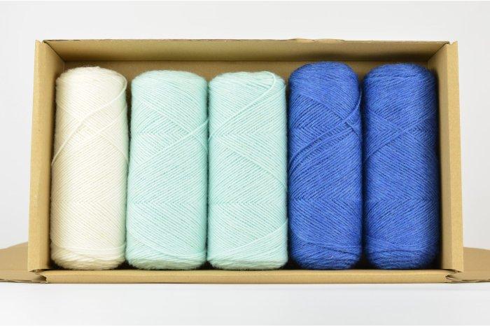 Teksrena Color Box  - 17 Baby Blue