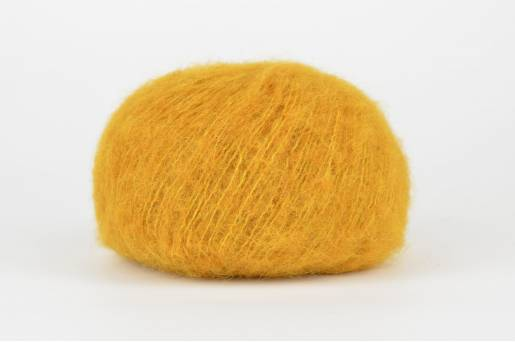 DROPS Brushed Alpaca Silk - 19 curry