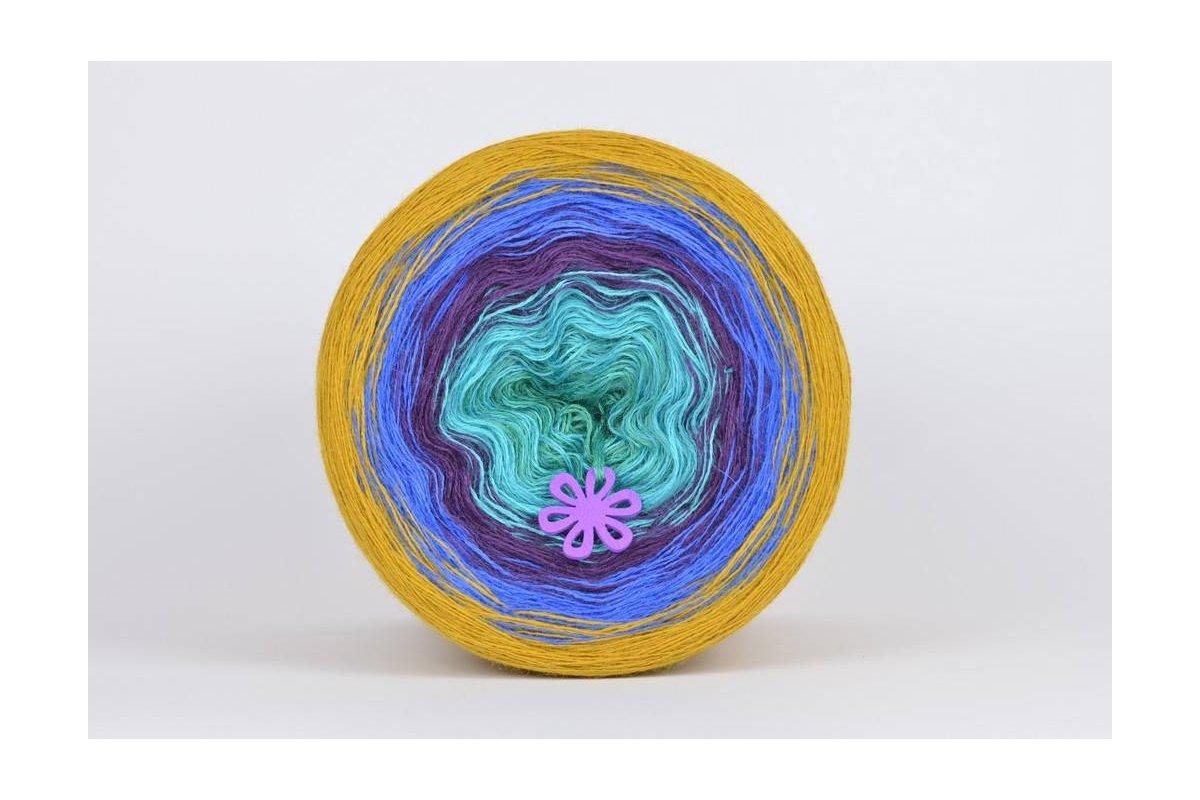 Liloppi Swing – 3 nitki – PEACOCK (207)