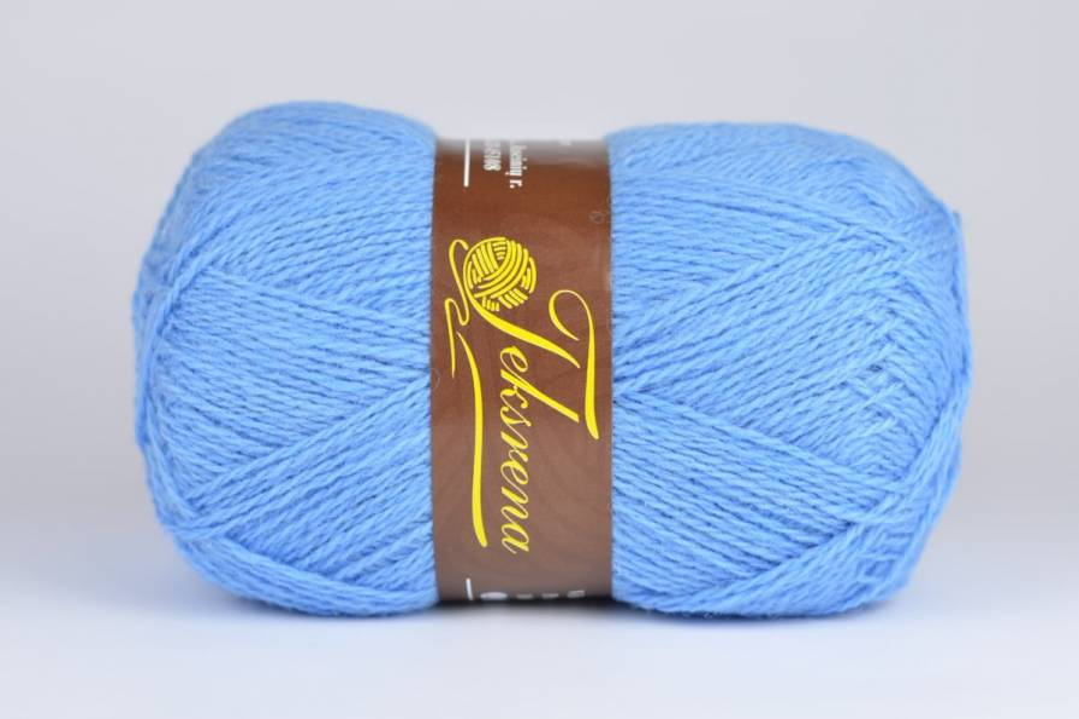 Teksrena - 430 niebieska