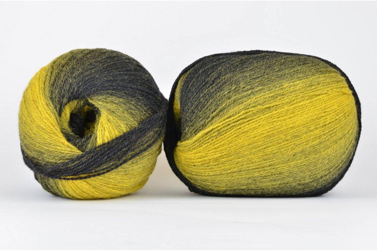 Wool Jazz Artistic - 007 pszczółkowa